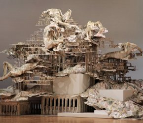 Gallery Talk: Diana Al-Hadid: Liquid City