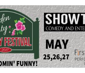 Garden City Comedy Festival