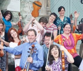 Fundraiser for Thirteen Strings