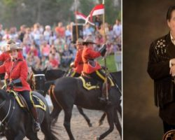 RCMP Musical Ride / Ray St. Germain Concert / Family Fun