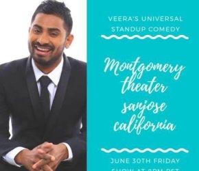 VEERA'S Universal Standup Comedy