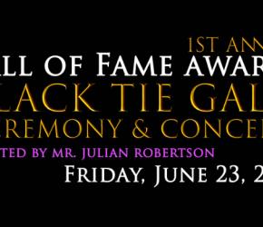 CooperMorgan Dance Hall of Fame Awards Ceremony & Black Tie Gala