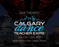 Calgary Dance Teacher Expo