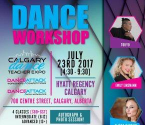 Dance Attack Calgary