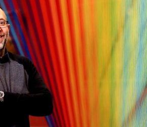 Art and Ideas: Gabriel Dawe
