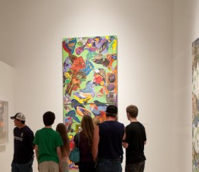 Gallery Talk: Heaven and Hell