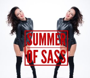 Summer Of Sass Heels Workshop