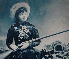 America's Best Female Sharpshooter: The Rise and Fall of Lillian F. Smith