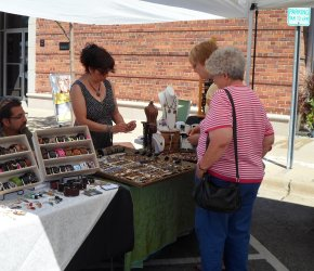More Artisans Return to La Grange for Arts & Crafts Weekend