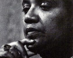 Write a Poem for Audre Lorde's Birthday