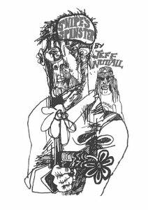 Jeff Nuttall Artwork