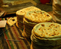 Unleavened Flatbread