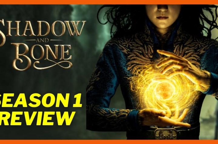YouTube Thumbnail of Mahnoor Khan's Urdu-language review of Netflix's Shadow and Bone Season 1.
