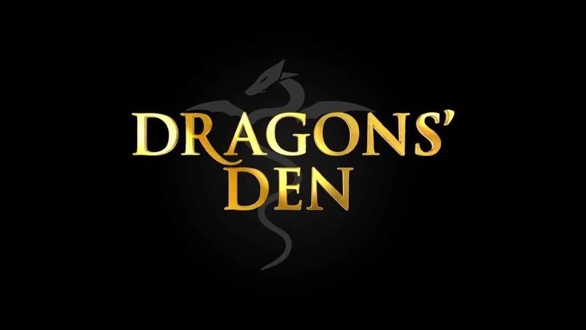 Dragons' Den Logo.