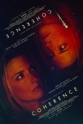 Poster of the 2013 Movie Coherence.