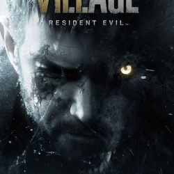 Game Cover of RE Village