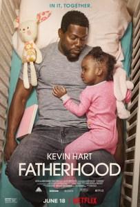 Official Poster for Netflix's Fatherhood.