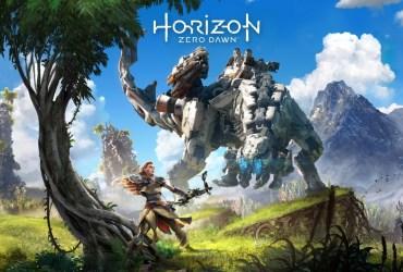 Poster for Horizon Zero Dawn.