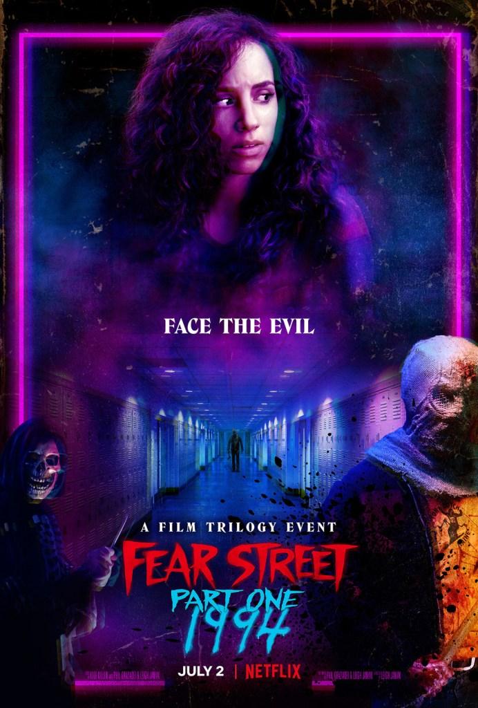 Fear Street 1994 (Poster)