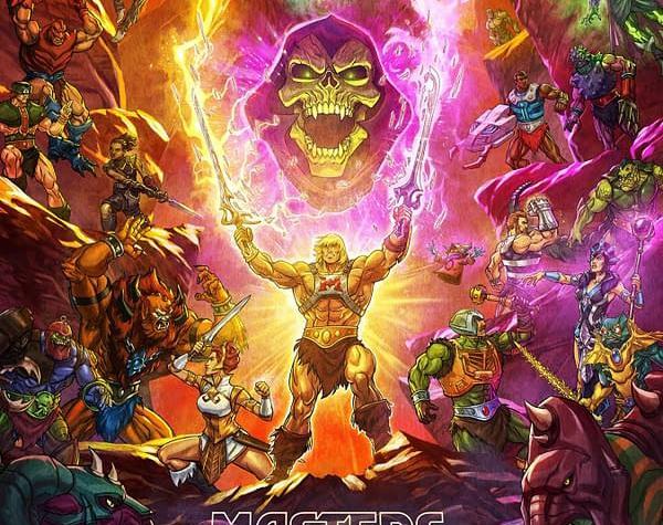 Masters of the Universe - Revelation (Netflix Poster)