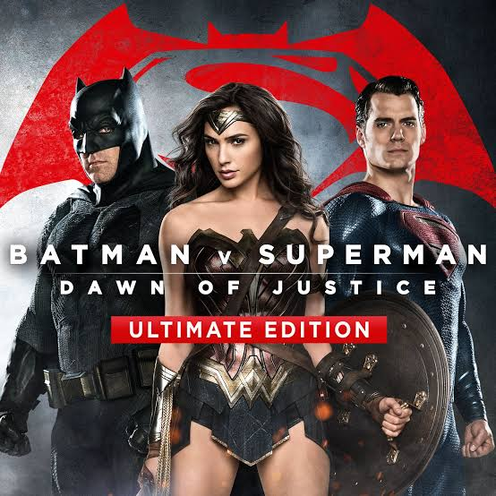 BvS Ultimate Edition (Poster).