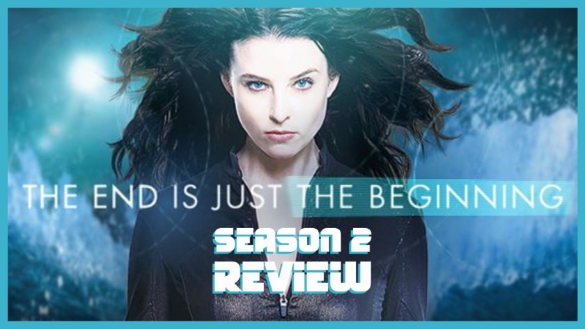 Continuum Season 2 Review (Poster)