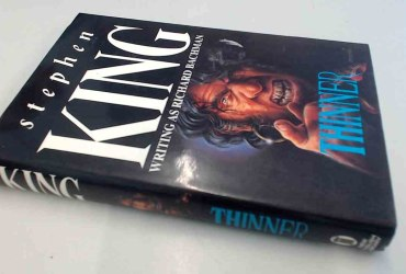 Thinner (Book Cover)