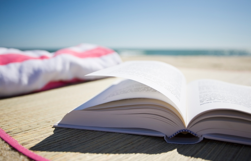 Image result for book on the beach