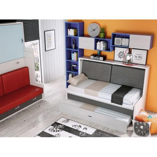 Proteas sofa litera precio - Literas con sofa cama debajo ...
