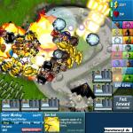 Spiel Bloons 4 Tower Defense