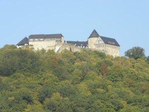 Panorama Schloss Waldeck am Edersee
