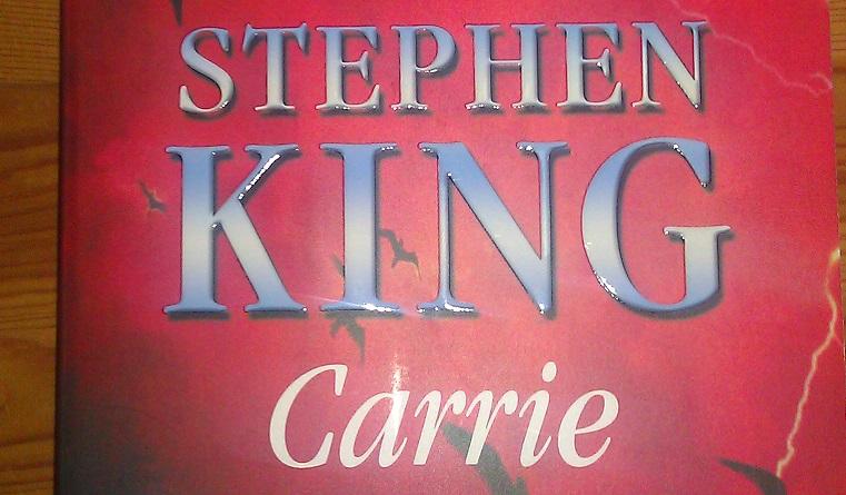 Carrie von King geschrieben hier als Coverbild