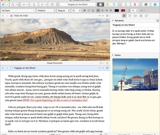 Buy Scrivener for Windows (Regular Licence)