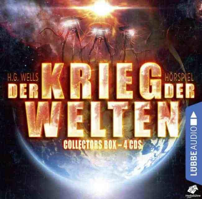 Krieg der Welten – H. G. Wells, Hörspiel