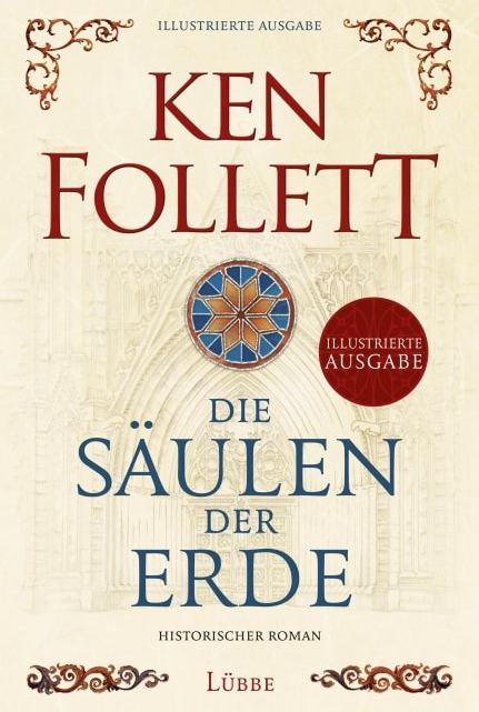 """Interview mit Ken Follett zum 30. Geburtstag seines Weltbestsellers """"Die Säulen der Erde"""""""