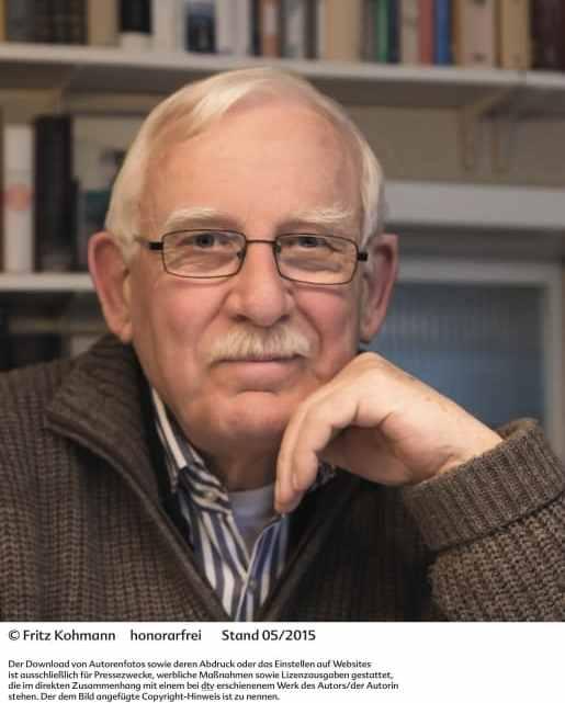 Interview mit Hermann Schulz über das Buch: Die Reise nach Ägypten – Podcast