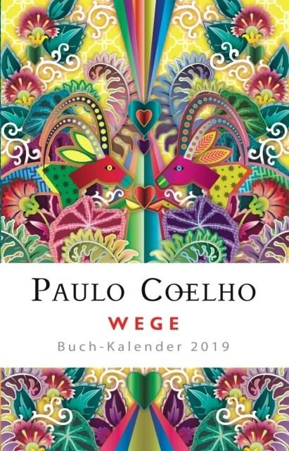Wege – Buch-Kalender 2019 – Paulo Coelho