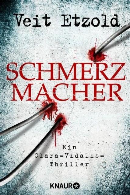 Interview über das Buch: Schmerzmacher mit Veit Etzold – Podcast