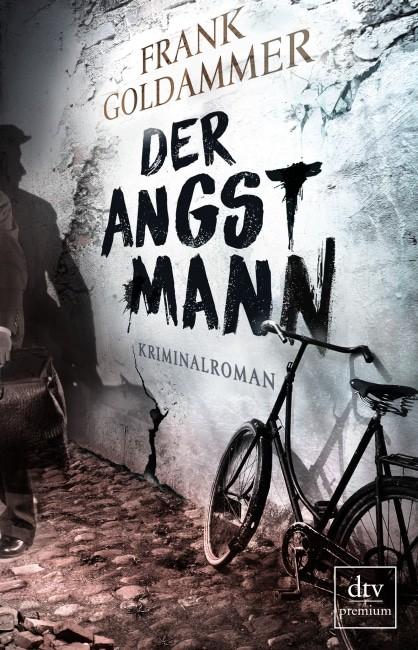 Buchverlosung : Der Angstmann von Frank Goldammer