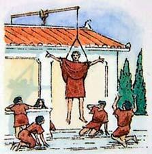 Resultado de imagen de DEUS EX MACHINA griegos