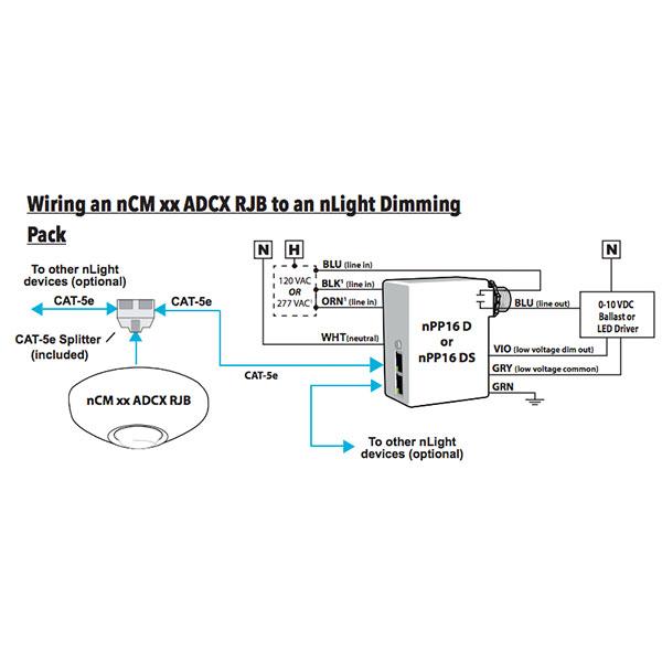 wall sensor wiring diagram