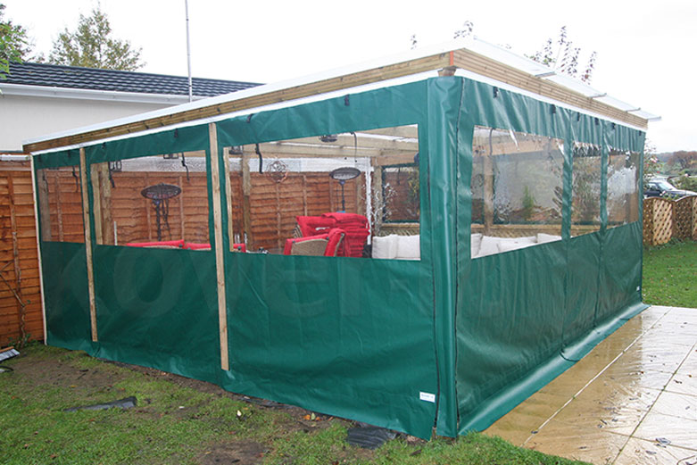 waterproofing gazebo