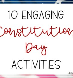 The Best Constitution Day Worksheets Pics [ 986 x 1249 Pixel ]