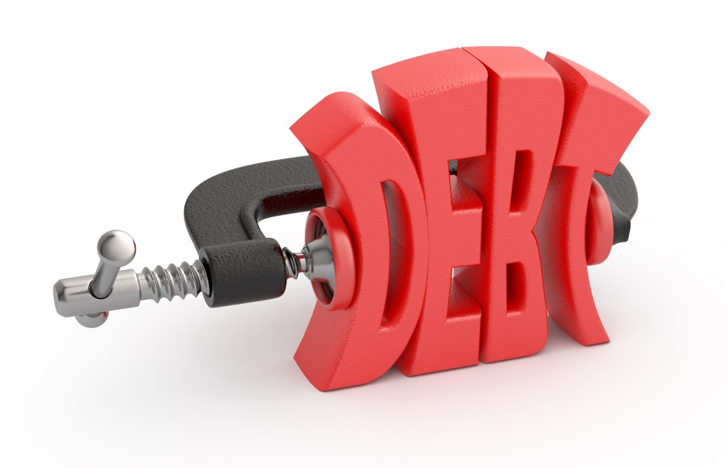Yet another benefit of debt relief