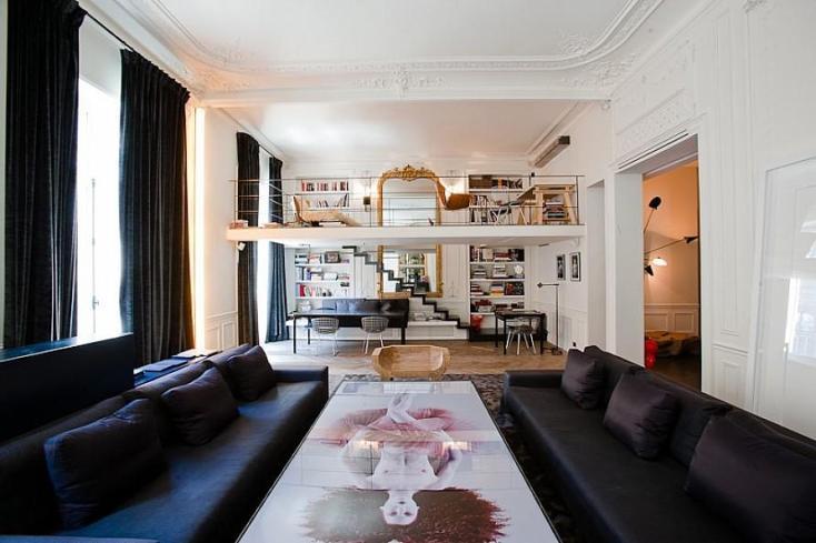 This apartment