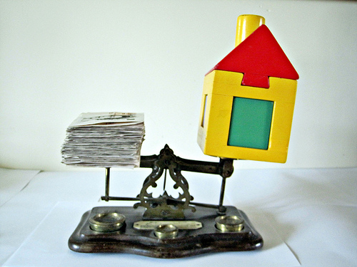 A mortgage valuation report will tell you if the property is worth the amount you are asking to borrow.