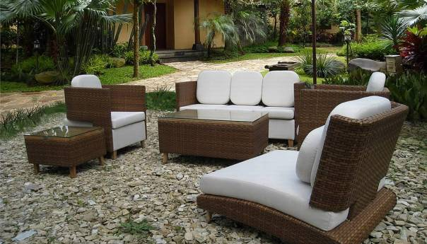 Garden Furniture Change Your Garden Look