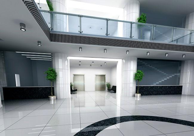 Commercial-tiling