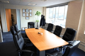 Meeting room in send business centre Woking