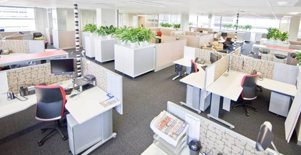 Why Open Offices Aren't So Bad After All